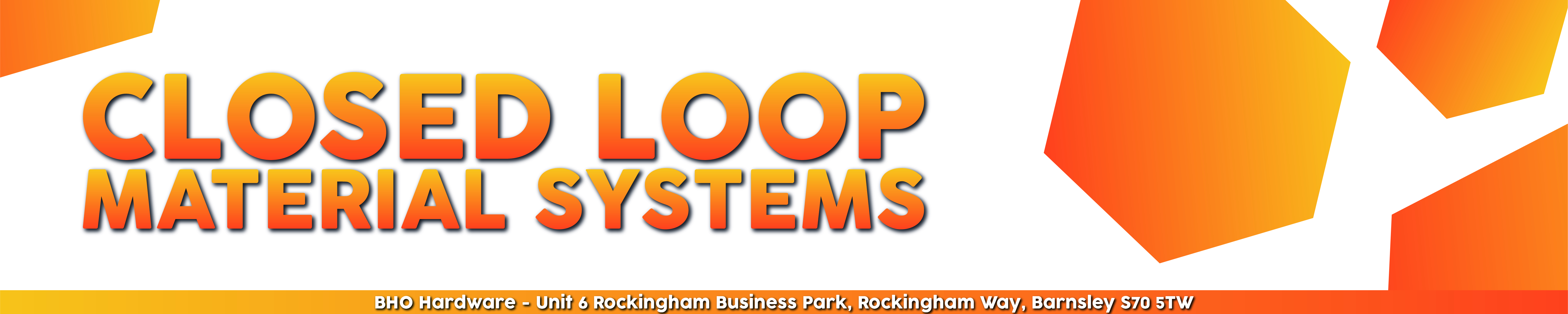 Closed Loop Material Systems