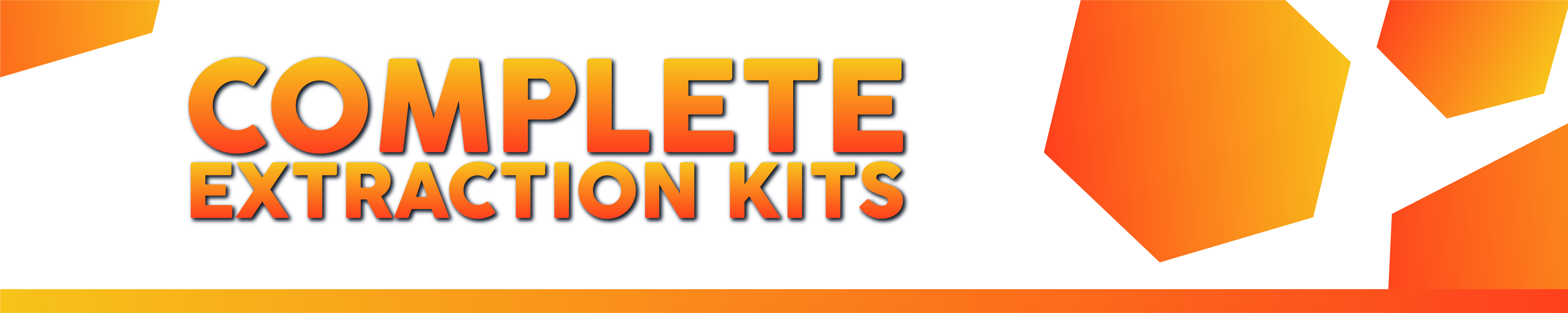 Complete Extraction Kits