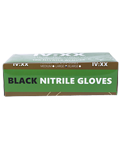 IV:XX Nitrile Gloves - Box of 100