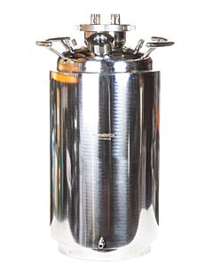 "Recovery Tank Jacketed With Inbuilt Condensing Coil and Double Dip Stick 300PSI Rated 14""-24"""
