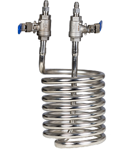 Condensing Coil 6'' Assemblies With Fittings