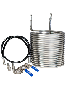 Condensing Coil 9.5'' Assemblies With Fittings and Hose