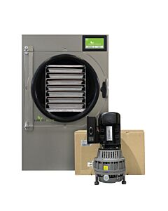 Harvest Right Pharmaceutical Freeze Dryer and Oil Free Scroll Pump - Medium