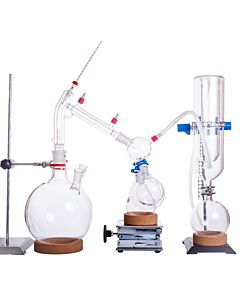 Short Path Distillation Kit - No Heating Mantle