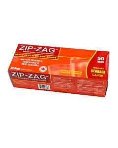ZIP-ZAG Smell-Proof Bags